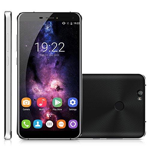 Oukitel U11 Plus - 4G Smartphone ohne Vertrag (5.7 Zoll, Android 7, 1920 x 1080 Pixel, MTK6750T Octa-Core 4 1.5GHz, 4GB RAM, 64GB ROM, dual 13MP Kameras, dual Blitzlicht, Fingerabdruck, dual SIM)@Amazon.de CHINA HÄNDLER 99,99 €