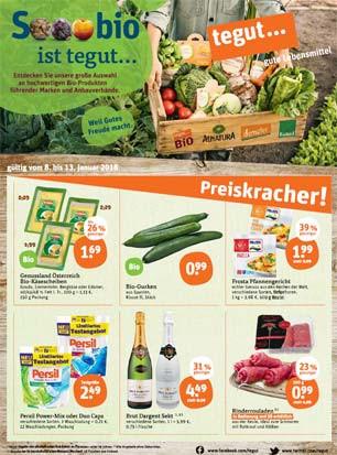 Frosta Pfannengerichte 1,99 EUR bei Tegut