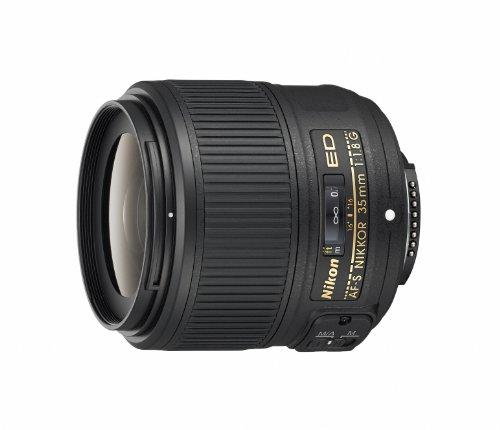 Nikon | 35mm | f1,8 | AF-S Nikkor ED | Objektiv | Tiefstpreis