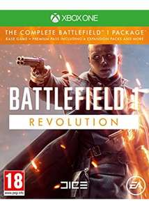 Battlefield 1 Revolution (Xbox One) für 22,71€