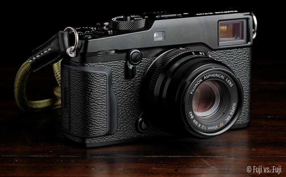 Fujifilm X-Pro 2 Systemkamera Schwarz - nur Gehäuse