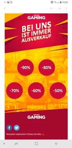 Aktueller Sale bei Instant Gaming