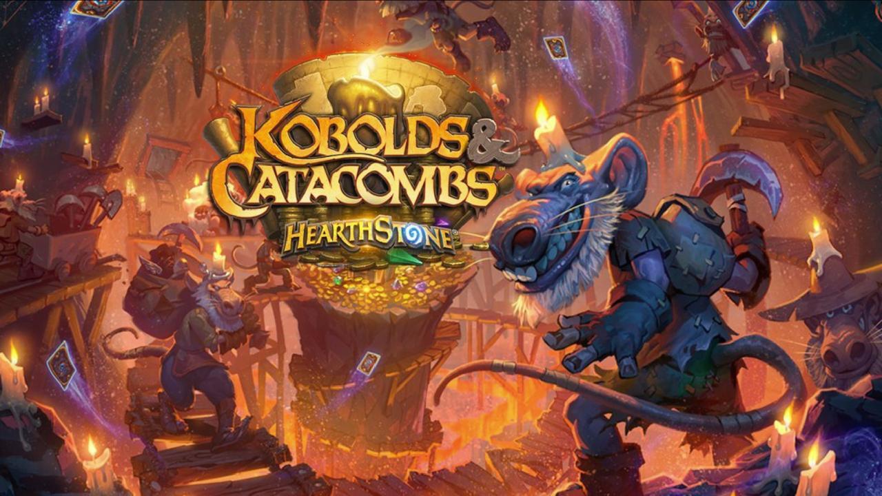[Hearthstone] mit Twitch Prime 2 Kartenpackungen Kobolde und Katakomben kostenlos