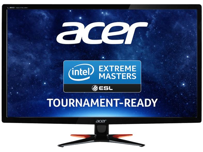 """Acer Predator GN246HL (24"""" FullHD Gaming Monitor mit 1ms, 144Hz, 3D-fähig) für 179€ oder Acer Predator XB271HU (27 Zoll Gaming-Monitor, 2.560 x 1.440 Pixel, IPS, G-Sync) für 499€"""