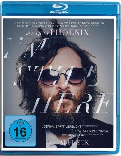 (Amazon prime) Joaquin Phoenix: I'm Still Here [Blu-ray]