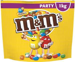 [Amazon prime] M&Ms Schokolade 1kg Party Pack
