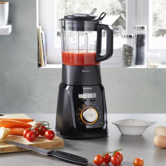 Philips HR2199/00 Hochleistungsmixer (32.000 U/min) mit Kochfunktion für 102,95 € @ mömax.de