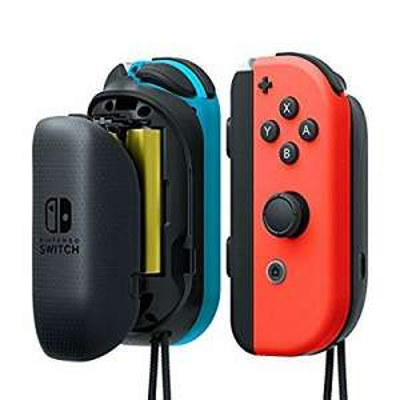 Joy-Con-AA-Batteriezubehör 2er Set [Nintendo Switch] (Amazon Prime)