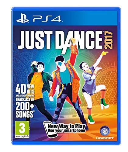 Just Dance 2017 (PS4) für 14,57€ (Amazon.co.uk)