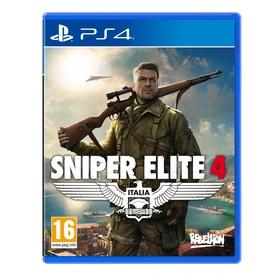 Sniper Elite 4 (PS4) für 28,08€ (Shop4DE + Coolshop)