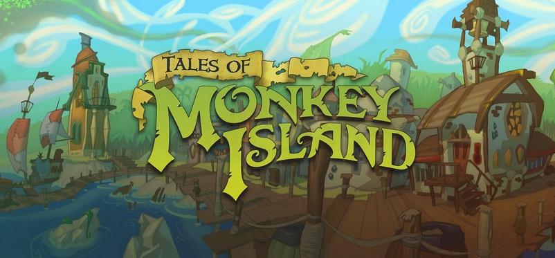 Tales of Monkey Island (Complete) für 3,39€ [GOG]
