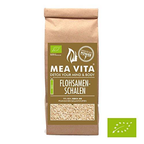 Flohsamenschalen (500g) von Mea Vita für 9€ statt 18€ (Amazon Prime)
