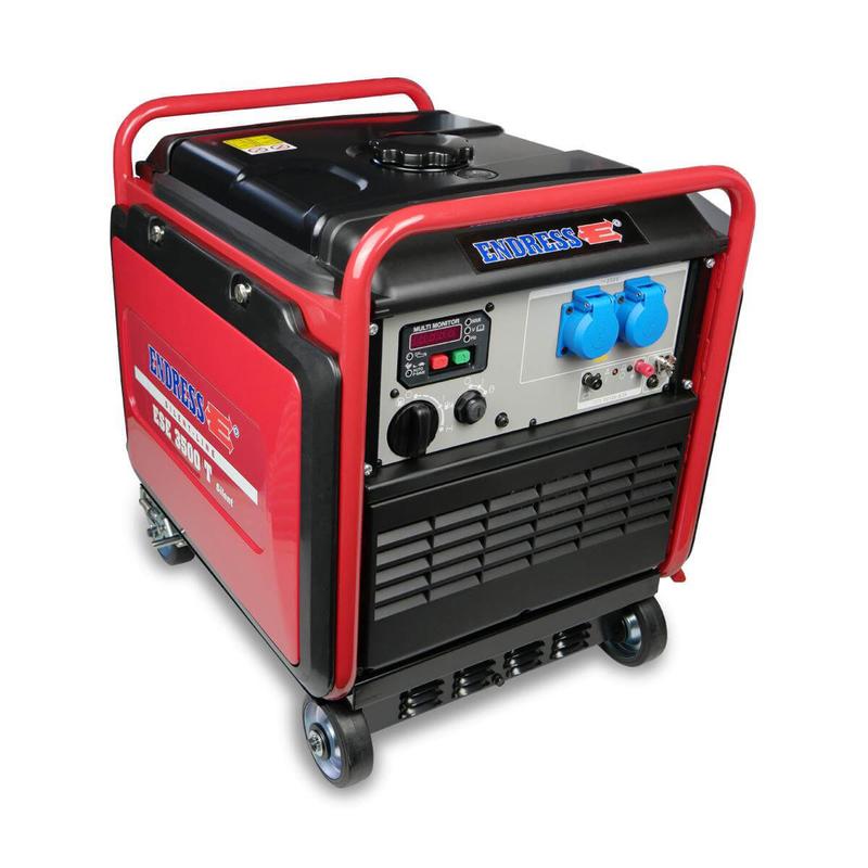 Stromerzeuger ESE 3500 T Silent für 1.532,72 € | 30% (-656,88 €) bis 31.01.2018