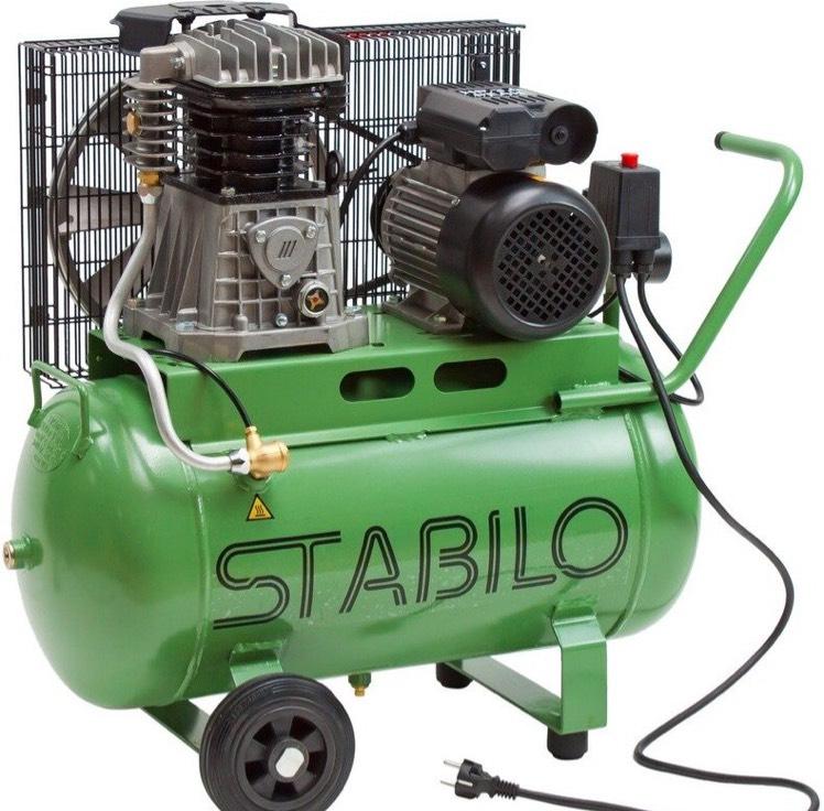 STABILO DEMA 450/10/50 Kompressor lokal Bergheim