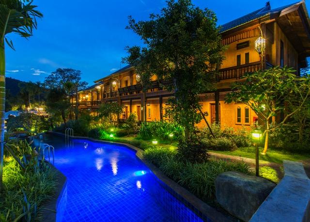 Secret Escapes Nur Hotel (min. 2 Nächte) Thailand 4* Getaway Chiang Mai Resort & Spa 40 qm Deluxe-Zimmer inkl. Frühstück