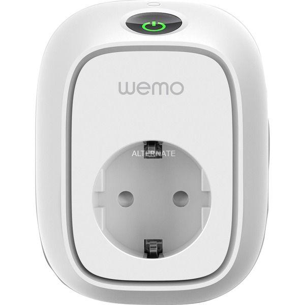 Belkin WeMo Insight Switch WLAN Steckdose mit Amazon Alexa und IFTTT