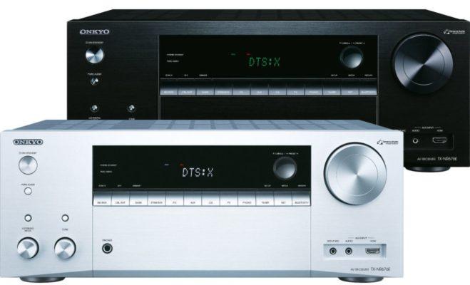 [Comtech Tagesdeal] Onkyo TX-NR676E 7.2 Kanal AV-Receiver | beide Farben verfügbar (schwarz, silber)