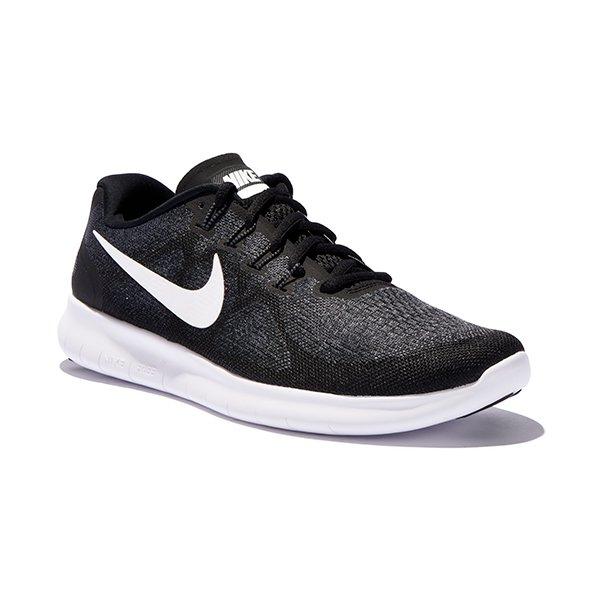 Nike Free RN 2017 Herrenlaufschuh schwarz in allen Größen für 49,49€