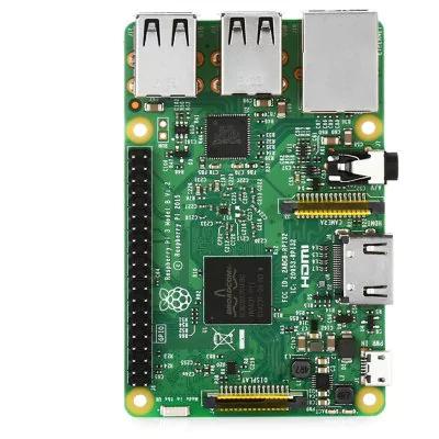 DIY Raspberry Pi Model 3 B Motherboard