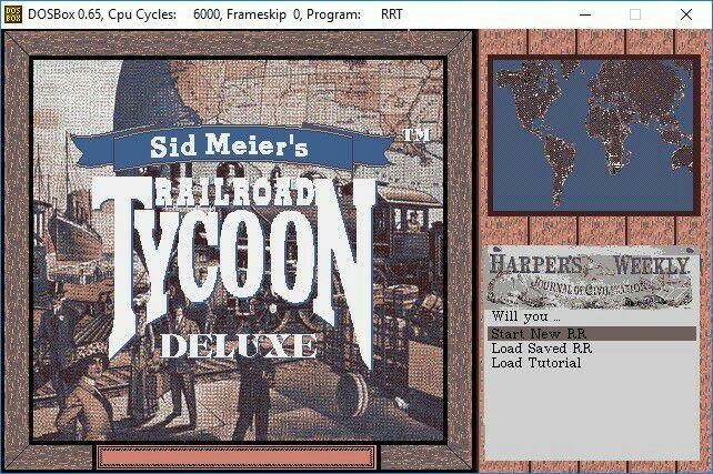Railroad Tycoon Deluxe Kostenlos