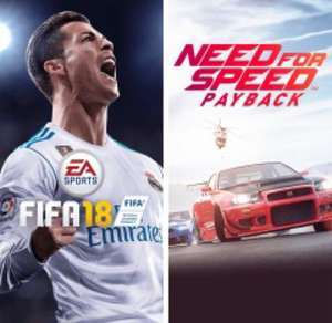 Fifa 18 & Need for Speed als Bundle PS4