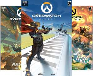 Overwatch Comics Freebies