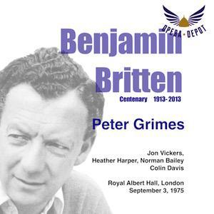 """[Opera Depot] """"Peter Grimes"""" von Benjamin Britten als Gratis-Download"""