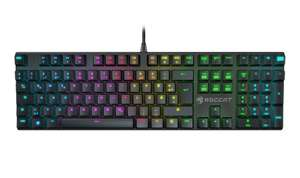 [OTTO] ROCCAT Beleuchtete Gaming Tastatur »Suora FX, RGB Illuminated Frameless Mechanical«