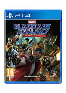 Marvel's Guardians of the Galaxy: The Telltale Series (PS4) für 14,93€ (Base.com)