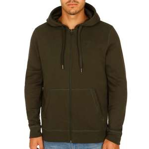 [Tennis-Point] Hoody Under Armour Rival Fitted Full Zip Sweatjacke Herren