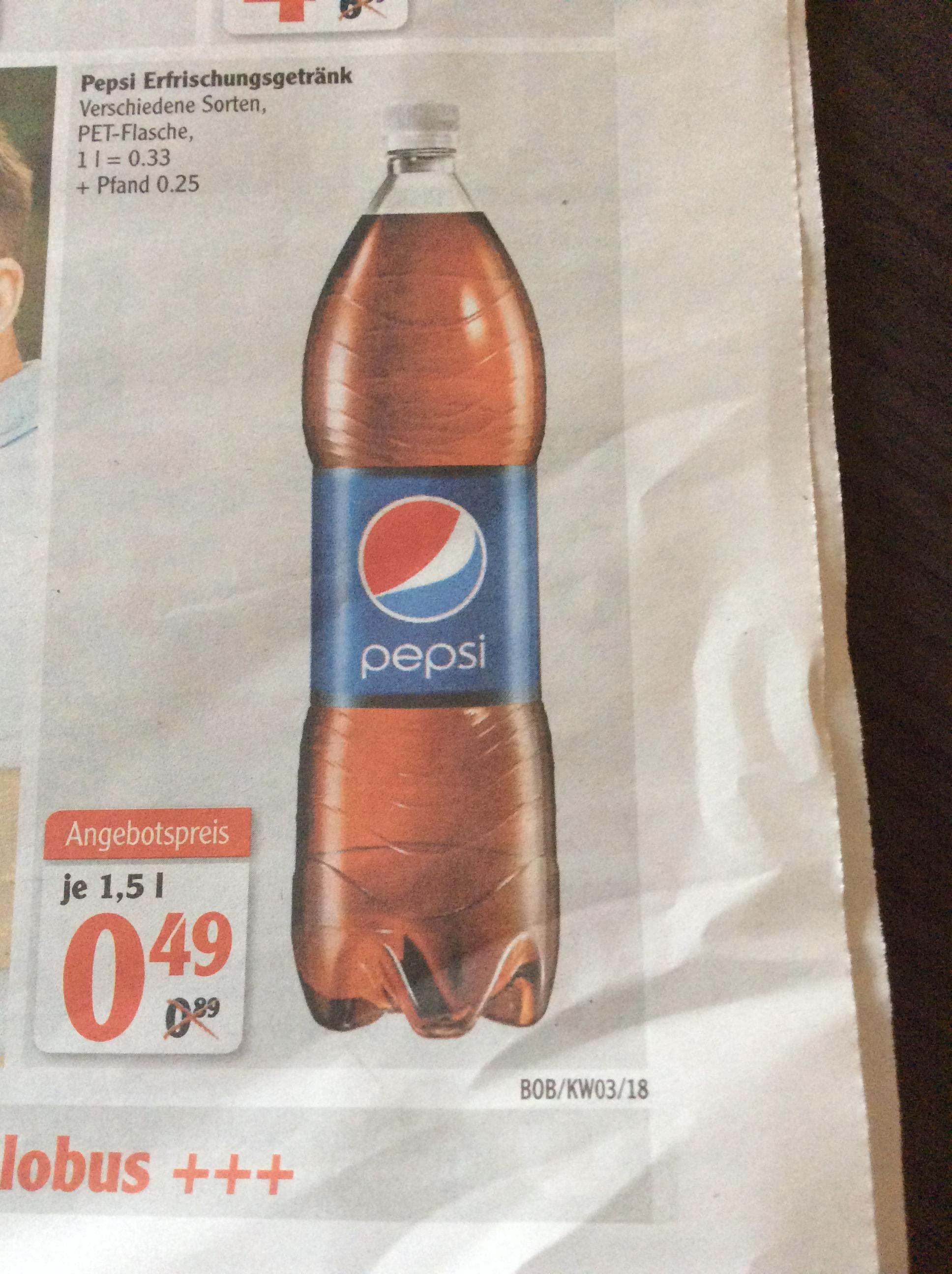 [lokal] [Globus Bobenheim-Roxheim] Pepsi 1,5l