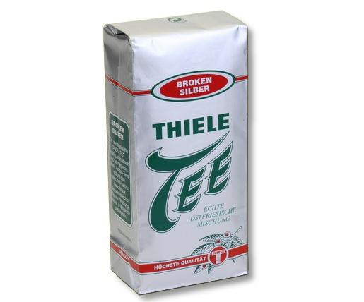 [Ostfriesland Edeka] Thiele Tee Broken Silber 500g mit 10% Aufkleber