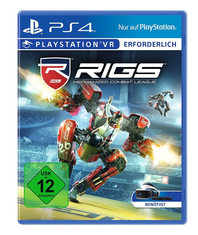 [Lokal] [Media Markt Düsseldorf Arcaden] Rigs PS4 PSVR für 17€
