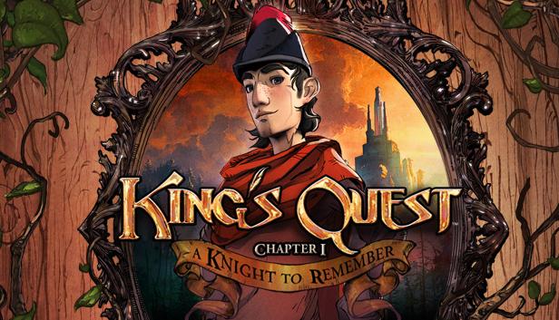 [Steam] King's Quest – Kapitel 1: Der seinen Ritter stand (kostenlos auch für Xbox 360 und PS3)