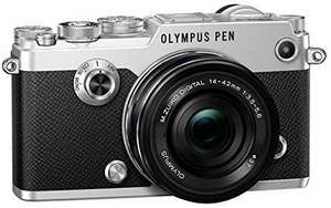 Olympus PEN-F Kit inkl. M.ZUIKO DIGITAL ED 3,5-5,6 / 14-42 mm EZ Pancake