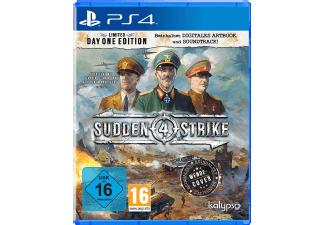 Sudden Strike 4 Limited Day One Edition - PS4 für 29,99€ Versandkostenfrei [Saturn]