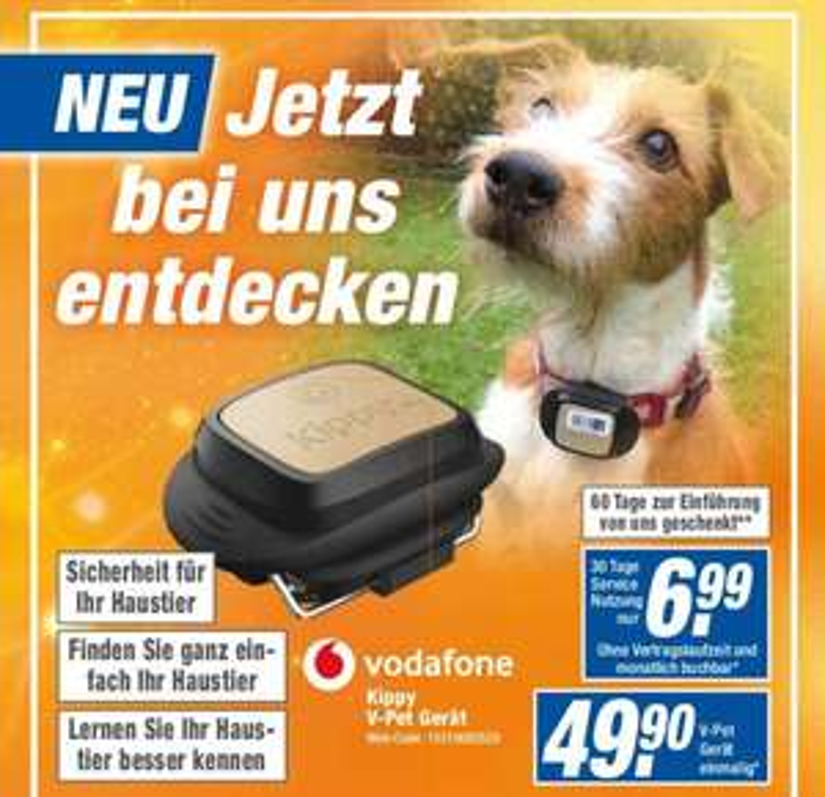 Hunde/Haustiertracker bei Expert in Leverkusen