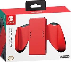 Nintendo Switch Joy-Con Comfort Grip (Rot) für 13,25€ (Amazon UK)