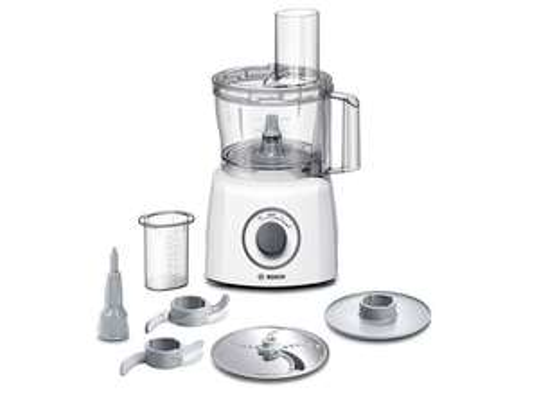 BOSCH Kompakt-Küchenmaschine MultiTalent 3 MCM3100W