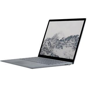 Microsoft Surface Laptop i5, 256GB SSD, 8GB RAM (Platin Grau)