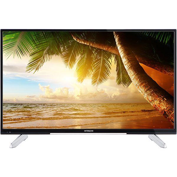 """Hitachi55HK6W64 A 140 cm (55"""") LCD-TV mit LED-Technik schwarz / A+"""
