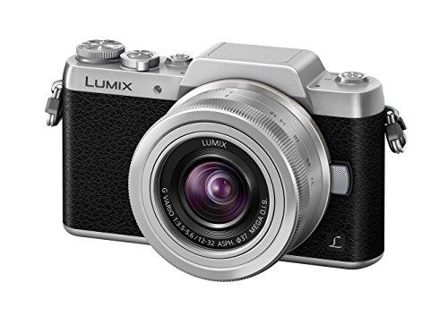 Panasonic LUMIX G DMC-GF7KEG-S Systemkamera