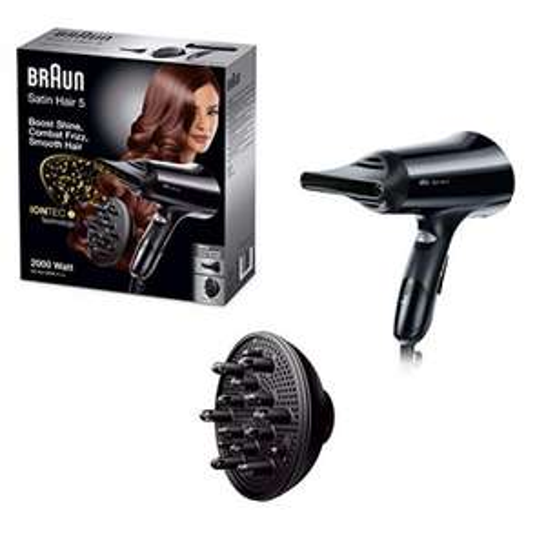 Braun Satin Hair HD 530 Haartrockner