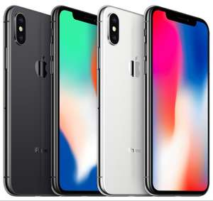 iphone x 64 gb silber space grey ovp ohne sim lock. Black Bedroom Furniture Sets. Home Design Ideas