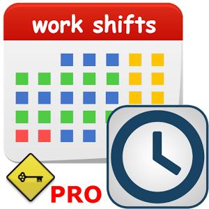 Arbeitsschichten PRO (Zeiterfassungsapp) [Google Playstore + iTunes]