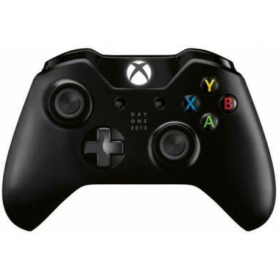 Microsoft Xbox One Wireless Controller - Schwarz