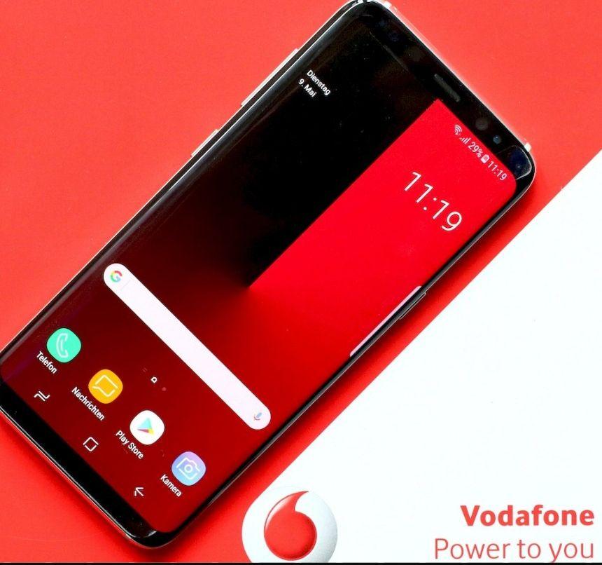 [logitel] Samsung Galaxy S8 im Vodafone Young M