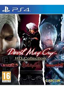 Devil May Cry: HD Collection (PS4 & Xbox One) für je 25,71€ (ShopTo)