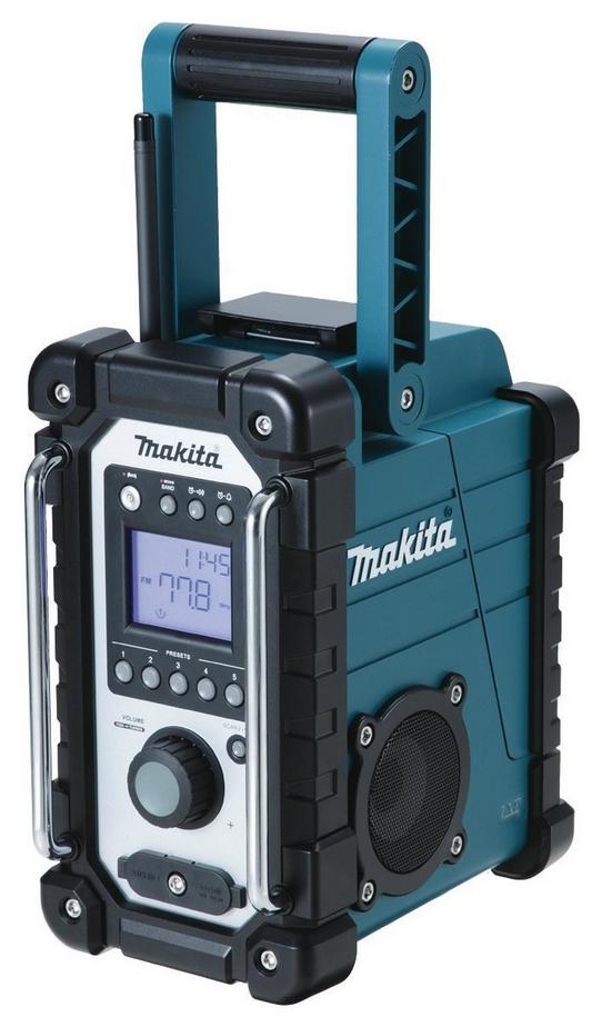Makita Baustellenradio DMR102 [Marktkauf Rhein-Ruhr lokal]