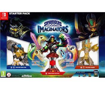 Skylanders: Imaginators - Starter Pack(Switch)